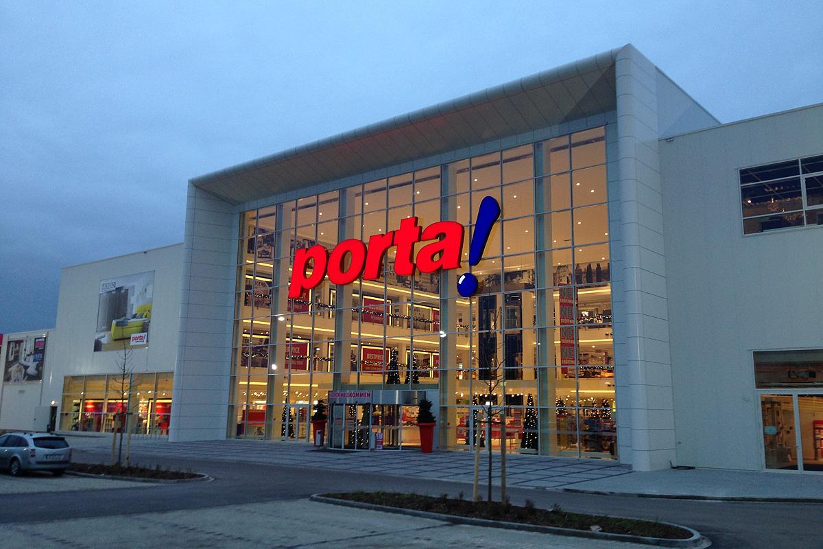 Porta Möbel Einrichtungshaus In Jena Architekturbüro Dipl Ing