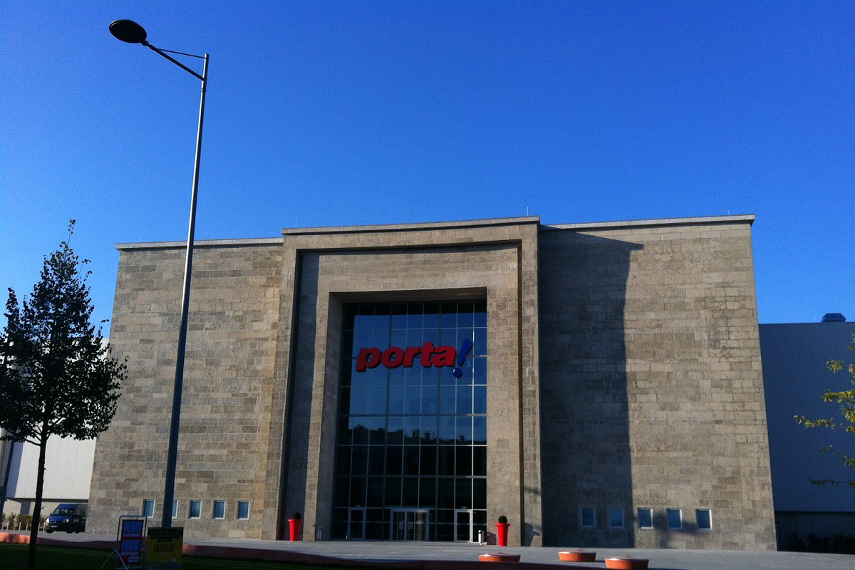 Porta Möbel Einrichtungshaus In Leipzig Architekturbüro Dipl Ing