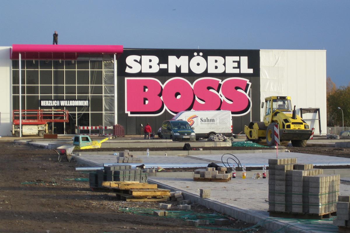 Sb Möbel Boss In Dortmund Architekturbüro Dipl Ing Klaus V